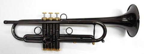 ZORROⅡトランペット(ブラックニッケルモデル)エリック・ミヤシロ氏選定品