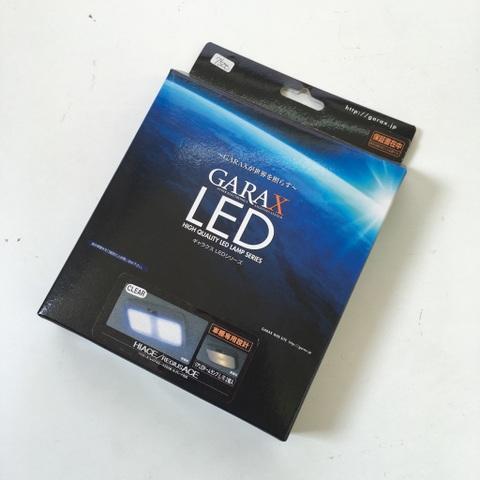 GARAX LEDドームランプ
