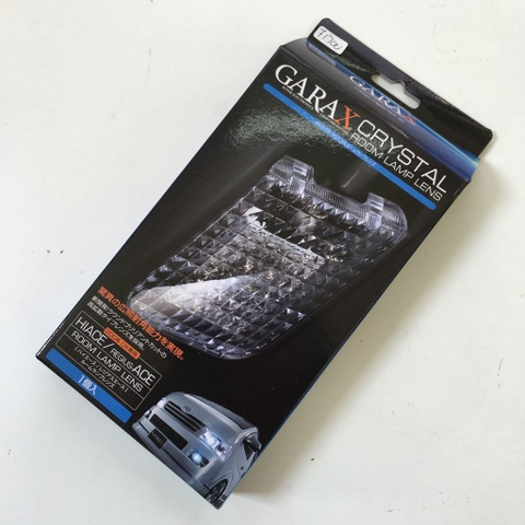 GARAX DX車用マップランプレンズ
