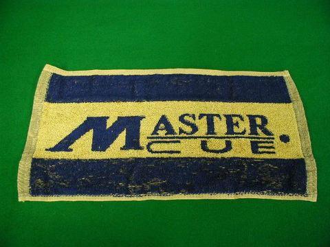 Master Cue キュータオル