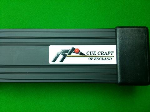 3PC CueCraft アルミキューケース ブラック