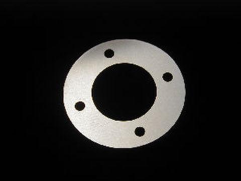 単穴タイプアルミ製プレートスペーサー