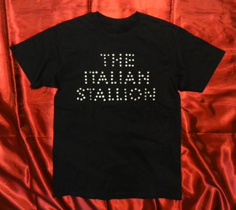 T-SH【THE ITALIAN STALLION】