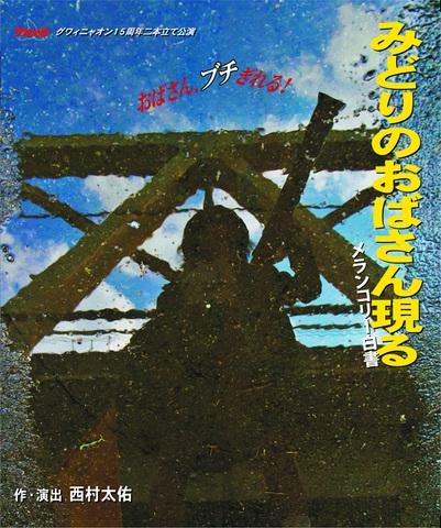 みどりのおばさん現る メランコリー白書(Blu-ray)