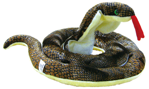 コブラ 〔ぬいぐるみ〕