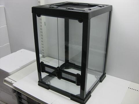 観音開き水槽 【300×300×450(㎜)】