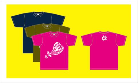 ハイバネ10周年記念Tシャツ