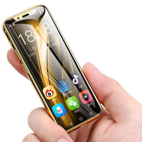 3.5インチスマホ「K-Touch i9強化版」