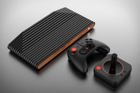 米アタリ社製家庭用ゲーム機「Atari VCS」