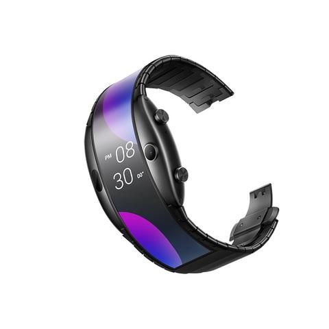 腕時計型スマホ「Nubia α」