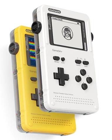 携帯ゲーム機「ニューGameShell」