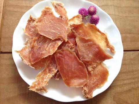 国産鶏むね肉ジャーキー 100g