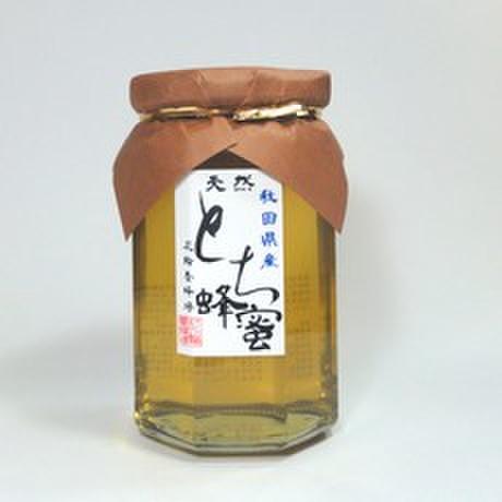 天然国産とち蜂蜜370g