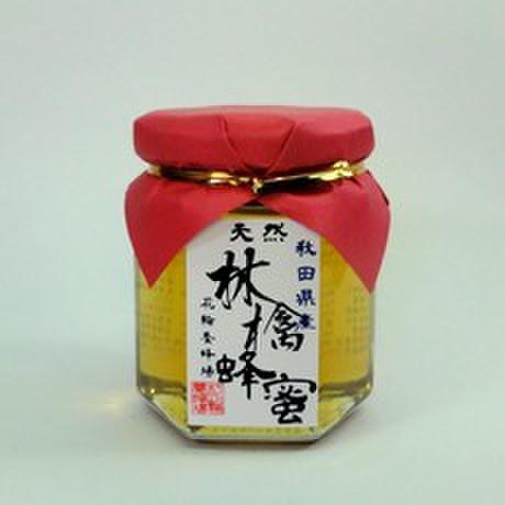 天然国産りんご蜂蜜125g