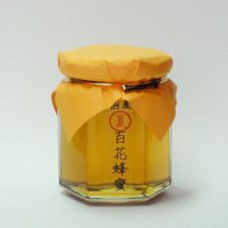 国産(夏の)百花蜂蜜125g