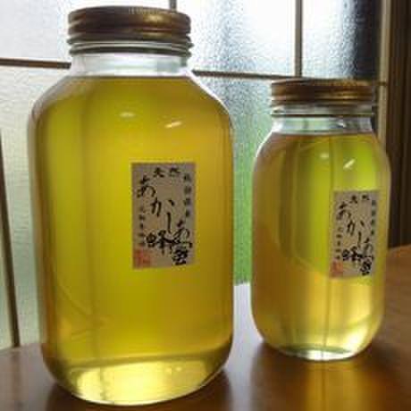 秋田県産あかしあ蜂蜜(訳あり)2400g