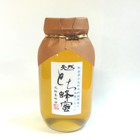 天然国産とち蜂蜜1200g
