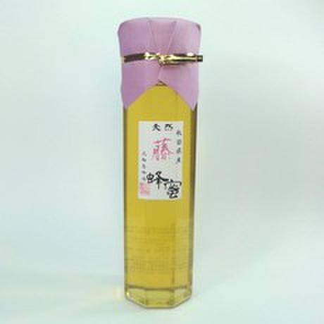 天然国産藤蜂蜜250g