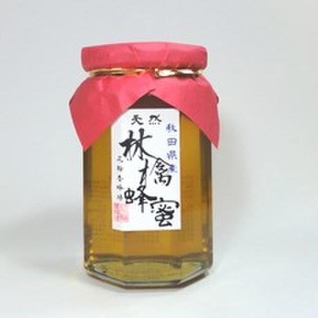 天然国産りんご蜂蜜370g