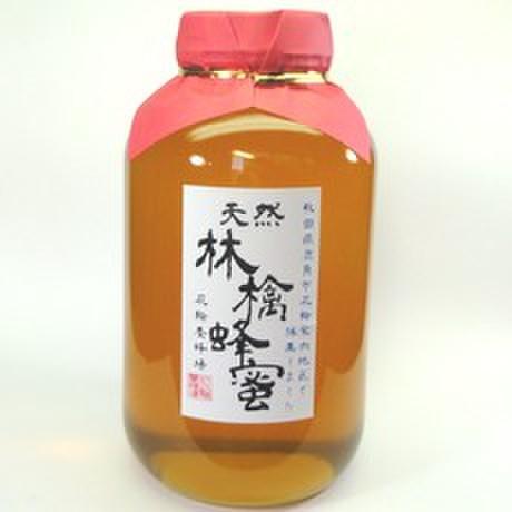 天然国産りんご蜂蜜2400g