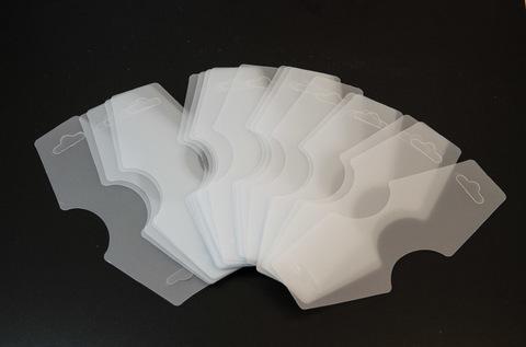 アクセサリー台紙(124x48mm)