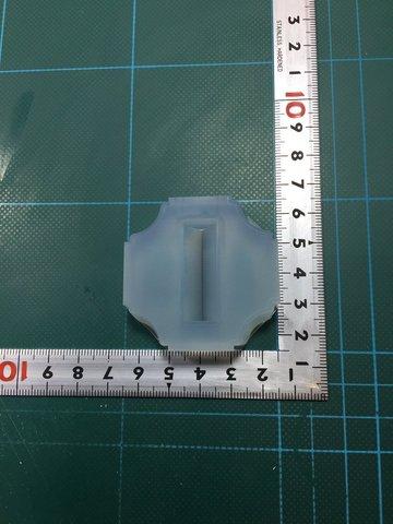10「三角柱」レジン用モールド
