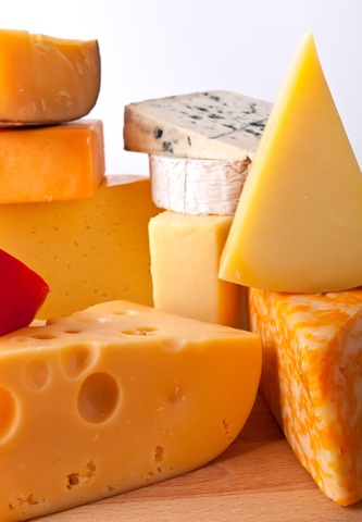 濃厚チーズ餃子
