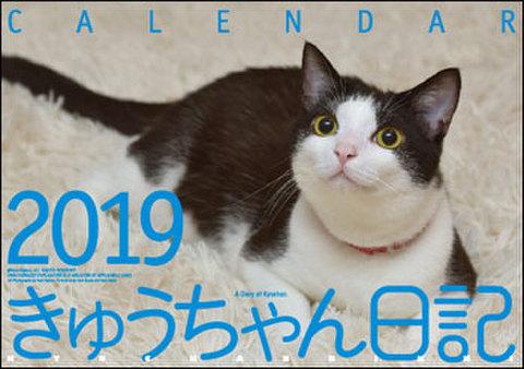 2019年かべかけカレンダー