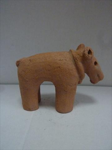 犬埴輪ミニ2号