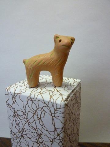 豆埴輪 犬