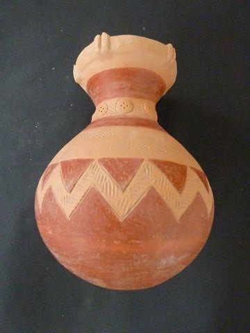 弥生壷型土器