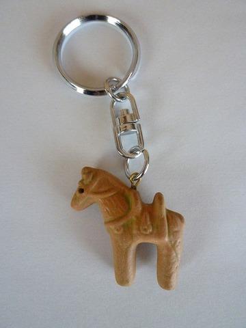 馬キーホルダー