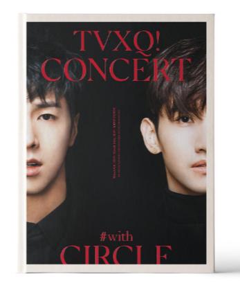 TVXQ「CIRCLE」コンサートPhotoBook
