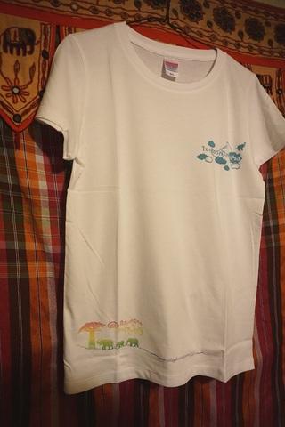 ボランティアロゴTシャツ