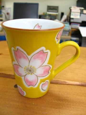 嵐 桜(Ranou) マグカップ