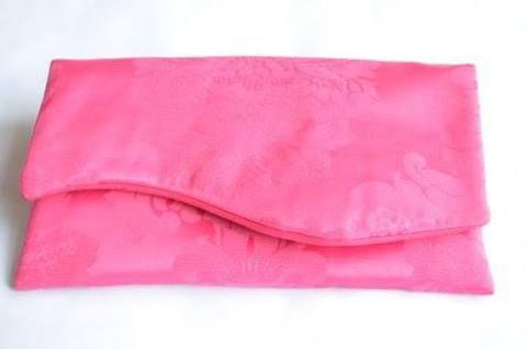 お財布のお布団【ピンク】