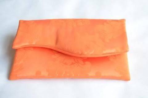お財布のお布団【オレンジ】