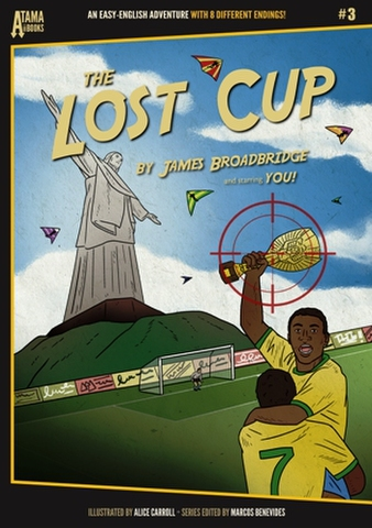 Atama-ii Books: #3 The Lost Cup