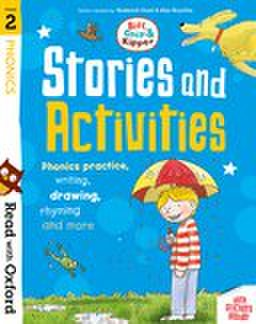 Read with Biff, Chip and Kipper stage2: Book B Stories and Activities(2764676)