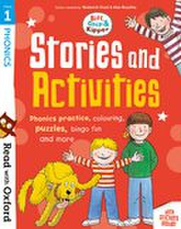 Read with Biff, Chip and Kipper stage1: Book B Stories and Activities(2764614)