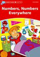 Dolphin Readers Level2: Numbers, Numbers Everywhere