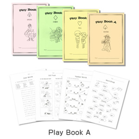 Play Book A set