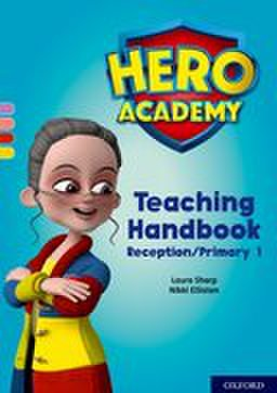 ORT Project X Hero Academy:Teaching Handbook Reception 8416876