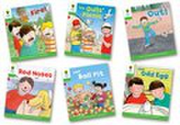 ORT Decode and Develop Stories Stage 2 Pack