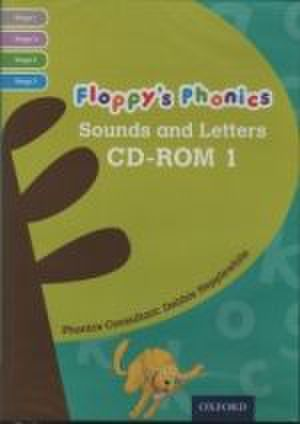 Floppy's Phonics Sounds and Letters CD-ROM 1 Unlimited User Licence (8486053)