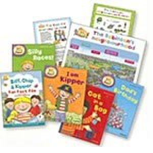 I Can Read! with Biff, Chip & Kipper