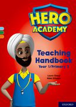 ORT Project X Hero Academy:Teaching Handbook Year 1 (8416883)