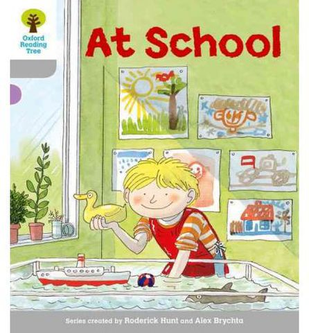 ORT S1 Wordless Stories A  CD pk 3955141