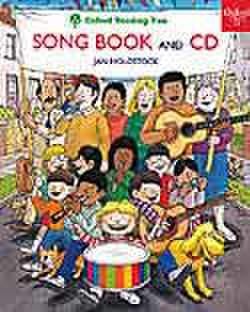 Oxford Reading Tree Song Book and CD (3213692)