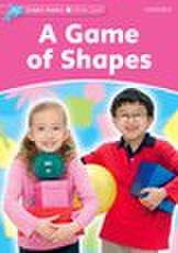 Dolphin Readers Starter: A Game of shapes